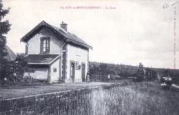 14 - Calvados - SAINTE FOY De MONTGOMMERY - La Gare - France