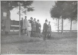 Evacuation De COBLENCE - Au Fort D'EHRENBREITSTEIN - 30 Septembre 1929 - Pendant Le Défilé. - Guerre, Militaire