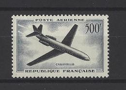 FRANCE.  YT PA  N° 36  Neuf **  1957 - Poste Aérienne