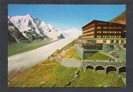 Grossglockner Hochalpenstrasse Parkplatz Hotel Franz Josephs CPM  Année 1985 - Heiligenblut