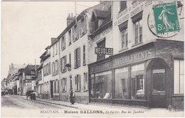 60. BEAUVAIS. Maison Dallons - Beauvais