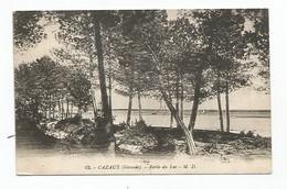 CAZAUX - Bords Du Lac - CARTE RARE PAS Vue Sur Delcampe - M.D - France