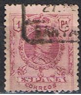 (E 490) ESPAÑA // YVERT 252 // EDIFIL 278 // 1909-22 - 1889-1931 Royaume: Alphonse XIII