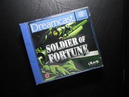 Dreamcast  SOLDIER OF FORTUNE - Gebraucht - Mit Handbuch - Juegos PC