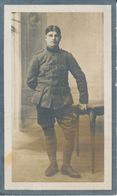 DP Oorlog - WOI - Alfons VAN BOCKRIJK Oorlogsvrijwilliger ° Zonhoven 1896 Gesneuveld Bikschote 3/10/1918 - Religione & Esoterismo