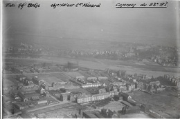 COBLENCE(?) - Caserne Du 23e RI - Avril 1929 - Photo Aérienne Militaire. - Guerre, Militaire