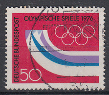 BUND - Michel - 1976 - Nr 875 - Gest/Obl/Us - [7] République Fédérale