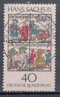 BUND - Michel - 1976 - Nr 877 - Gest/Obl/Us - [7] République Fédérale
