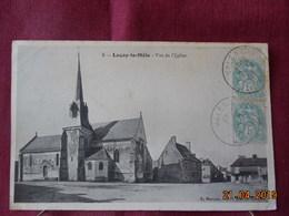 CPA - Luçay-le-Mâle - Vue De L'Eglise - Altri Comuni