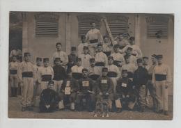 Carte Postale Photo Annecy 30ème Régiment Infanterie Déchanoz 1911 Pressieu - Krieg, Militär