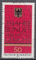 BUND - Michel - 1976 - Nr 879 - Gest/Obl/Us - [7] République Fédérale
