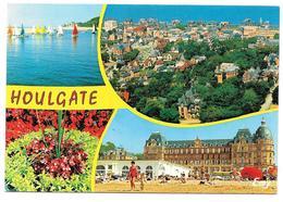 14 - HOULGATE - Multivues: Vue Aérienne, La Plage Et Le Casino - Ed. Le Goubey N° 3704 - Houlgate