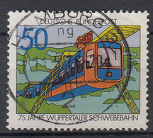 BUND - Michel - 1976 - Nr 881 - Gest/Obl/Us - [7] République Fédérale