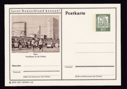 Bund P 72  10/71 Essen  Ungebraucht - [7] République Fédérale