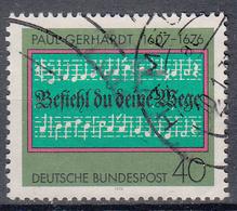 BUND - Michel - 1976 - Nr 893 - Gest/Obl/Us - [7] République Fédérale