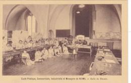 Marne - Ecole Pratique, Commerciale Et Ménagère De Reims - Salle De Dessin - Reims