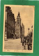 75  Paris- Le Marché Aux Fleurs Et La Conciergerie  Carte Ancienne Animée N°49  Année 1948 - France