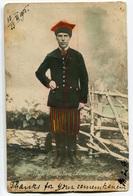 CARTOLINA TYP KSIESTNUA LONVICHIEGO POLONIA VIAGGIATA ANNO 1905 - Polonia