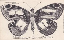 Marne - Un Affectueux Souvenir Mourmelon - Camp De Châlons - Mourmelon Le Grand