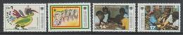 SERIE NEUVE DE ST-THOMAS ET PRINCE - ANNEE INTERNATIONALE DE L'ENFANT N° Y&T 542 A 545 - Autres