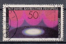 BUND - Michel - 1976 - Nr 896 - Gest/Obl/Us - [7] République Fédérale