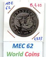 MEC 62 - / République Portugaise / Commémorative 200 Escudos 1993 / Tanesgashima - PT -  B.410 - Portugal