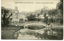 CPA - Carte Postale - Belgique - Koekelberg - Tannerie Et Maroquinerie Belge - 1923 (M8190) - Koekelberg