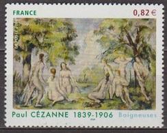 Art, Peinture, Peintres Impressionnistes - FRANCE - Paul Cézanne: Les Baigneuses - N° 3894 ** - 2006 - Nuevos