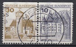 BUND - Michel - 1976 - Nr 914CI + 913CI - Gest/Obl/Us - [7] République Fédérale