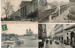 PARIS - Lot De 134 Cpa - France