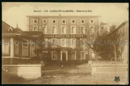 Lamalou Les Bains Grand Hotel De La Paix - Lamalou Les Bains