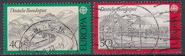 BUND - Michel - 1977 - Nr  934/35 - Gest/Obl/Us - [7] République Fédérale