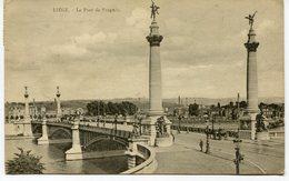 CPA - Carte Postale - Belgique - Liège - Le Pont De Fragnée - 1921 (M8192) - Liege