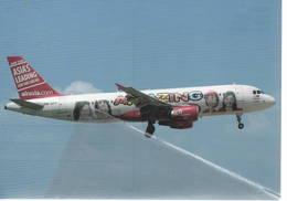 Air Asia Airlines A320-200 9M-AFP AirAsia - 1946-....: Era Moderna