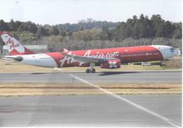 Air Asia X Airlines A330-300 HS-HTA AirAsia At Tokyo Narita - 1946-....: Era Moderna