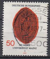 BUND - Michel - 1977 - Nr  938 - Gest/Obl/Us - [7] République Fédérale