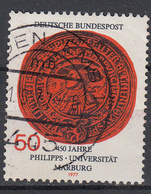 BUND - Michel - 1977 - Nr  939 - Gest/Obl/Us - [7] République Fédérale