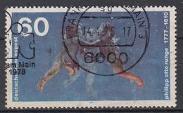 BUND - Michel - 1977 - Nr 940 - Gest/Obl/Us - [7] République Fédérale