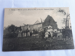 Sivry 2 - Effet Du Cyclone. 20 Juillet 1915, Au Lieu Dit : Piedsente D'Eppe - Sivry-Rance