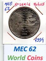 MEC 62 - / République Portugaise / Commémorative 200 Escudos 1994 / Partilha Do Mundo - PT -  B.405 - Portugal