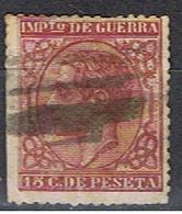 (E 587) ESPAÑA // YVERT 10 IMPOTS DE GUERRE  // EDIFIL 188 // 1877 - Impuestos De Guerra