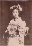 JAPON  GEISHA JAPAN  Asia Asie Fonds Victor FORBIN (1864-1947) - Lugares