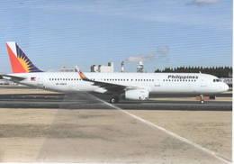 Philippines Airlines A321 RP-C9909 Airbus At Narita Airport - 1946-....: Era Moderna