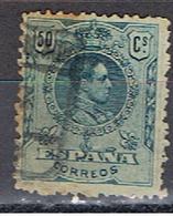 (E 604) ESPAÑA // YVERT 251 // EDIFIL 277 // 1909-22 - 1889-1931 Royaume: Alphonse XIII
