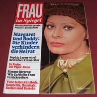 Sophia Loren  FRAU IM SPIEGEL - German February 1979 ULTRA RARE - Magazines & Newspapers