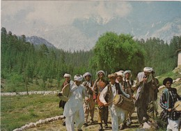 AFGHNISTAN: SCINE OF PANTIA - Afghanistan
