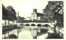 NISMESl 'église Et Le Pont. - Couvin