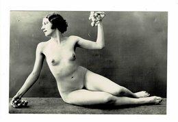 Photo Carte Erotique - Fine Nudes (adults < 1960)