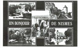 NISMES  Un Bonjour De Nismes - Couvin