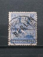 Deutsche Post Berlin Mi-Nr. 13 Gestempelt Geprüft KW-40€ - Berlin (West)